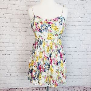3/$18or5/$25 Lucca Couture Floral Summer Dress
